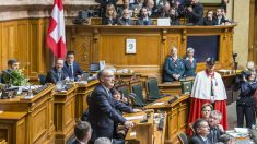 Parlamento de Suiza. (Foto: AFP)