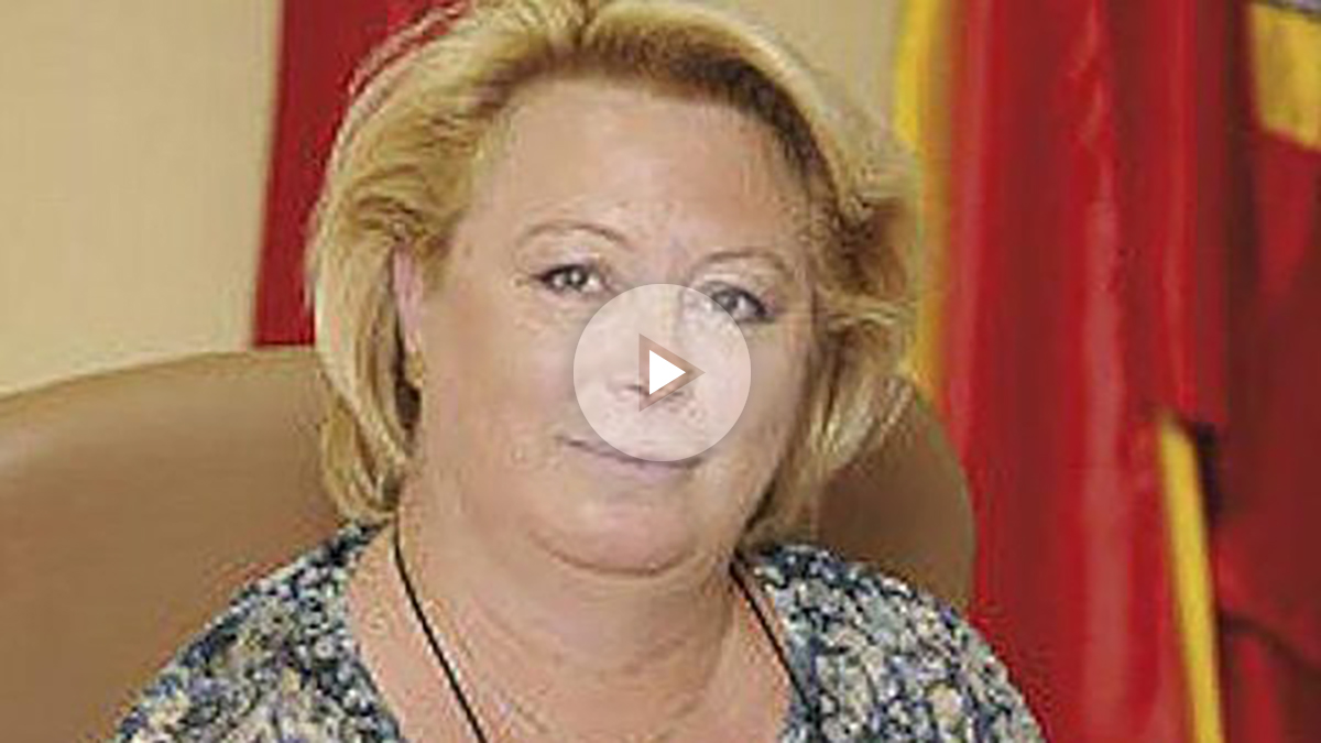 Josefa Aguado, diputada del PP en la Asamblea de Madrid (Twitter)