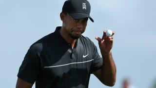 Tiger Woods está de vuelta. (AFP)