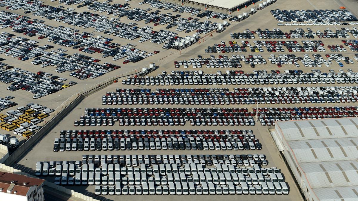 Parqué de vehículos (Foto: GETTY).