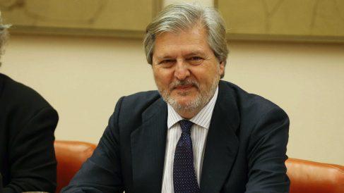 El ex ministro de Educación, Íñigo Méndez de Vigo (Foto: Efe).