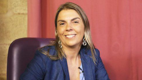 Begoña Gutiérrez. (Foto: Podemos)