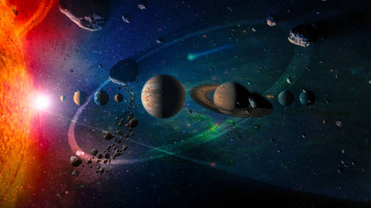 Descubre el origen del nombre de los planetas
