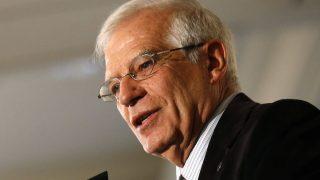 El ex ministro socialista Josep Borrell.