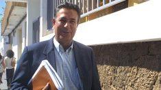 El ex alcalde de Yaiza, José Francisco Reyes. (Foto: Lancelot Digital)
