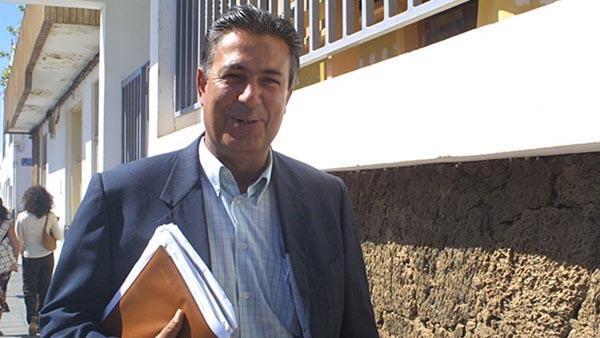 José Francisco Reyes. (Foto: Lancelot Digital)