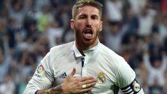 Sergio Ramos. (Foto: AFP)