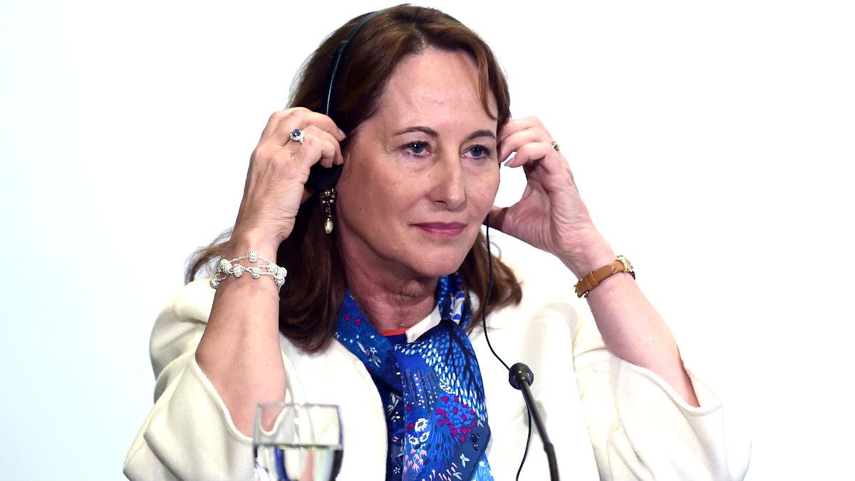 Ségolène Royal en una reciente imagen (Foto: AFP).