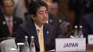 Shinzo Abe. Foto: GETTYIMAGES