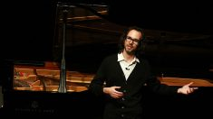 James Rhodes. Foto: GETTYIMAGES