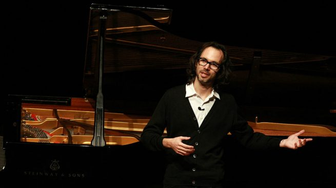 James Rhodes ofrecerá cuatro conciertos en España el próximo 2017