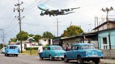 Imagen de una calle de Cuba