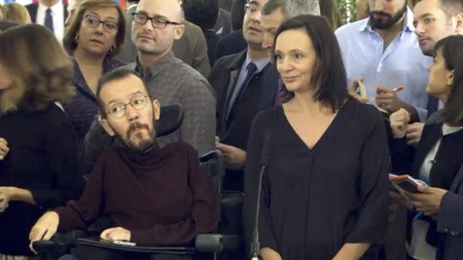 """Bescansa exige """"neutralidad en los procesos"""" y denuncia los """"obstáculos"""" que Podemos pone en Galicia"""