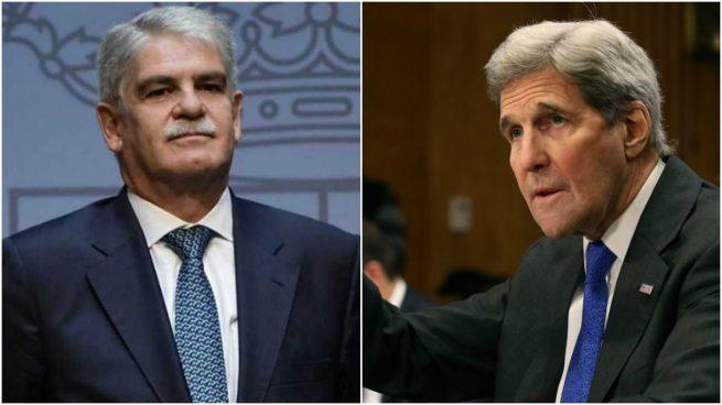 Alfonso Dastis y John Kerry destacan el «excelente» momento de las relaciones entre España y EEUU