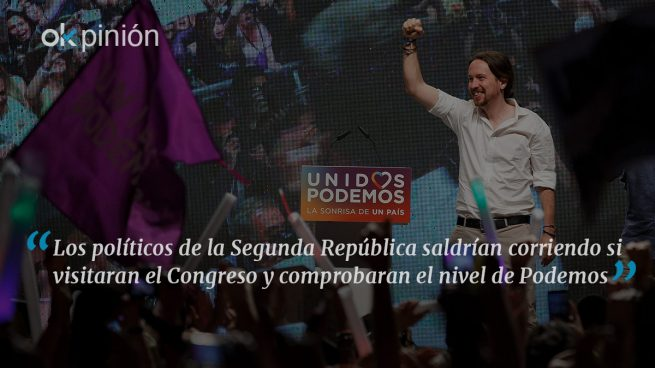 Los discursos de Podemos caben en un tuit