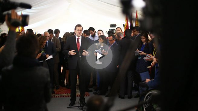 Rajoy está «dispuesto» una reforma constitucional si antes se fija con «claridad» lo que no se toca