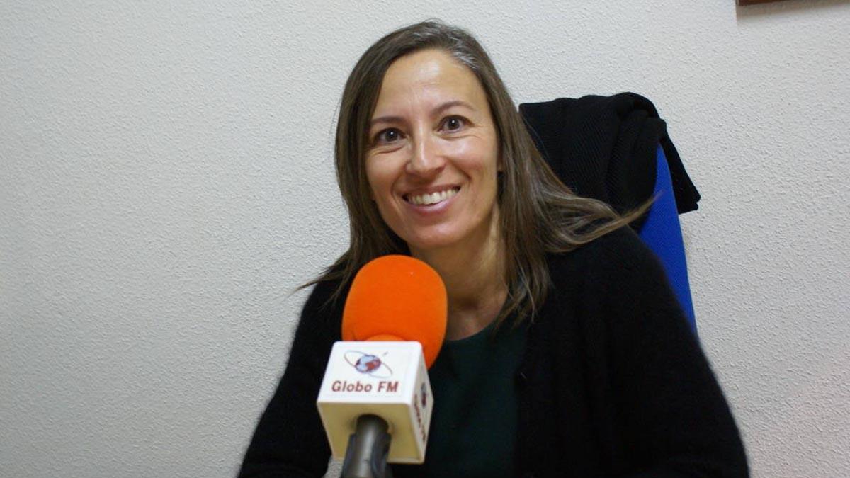 La ex alcaldesa de Serranillos Olga Fernández. (Foto: Globo FM)