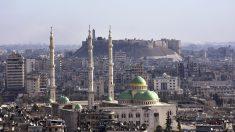 La ciudad siria de Alepo. (Foto: AFP)