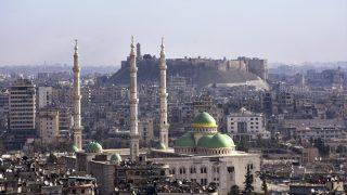 Alepo. (Foto: AFP)