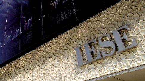 Logotipo IESE (Foto: IESE).
