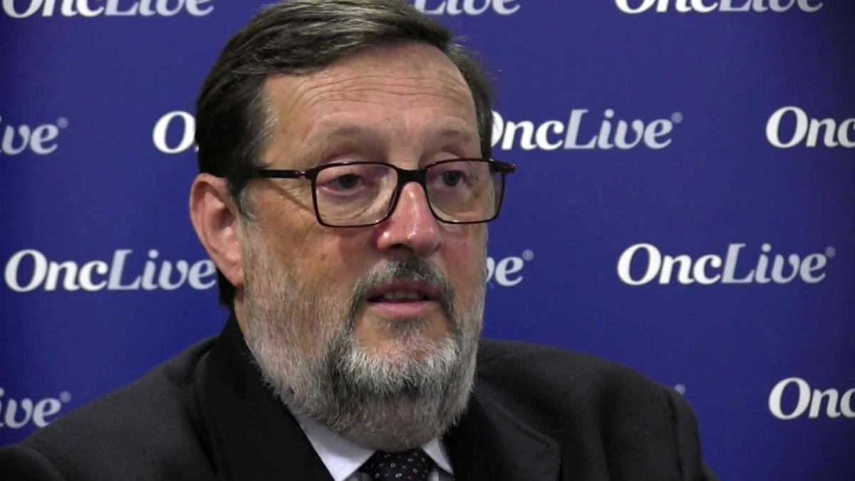 Jordi Bruix, jefe de la Unidad de Oncología Hepática del Hospital Clínic-Idibaps.