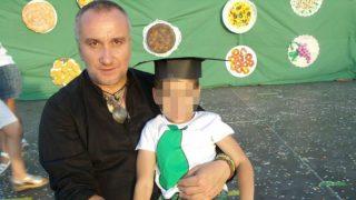 Nadia y su padre, Fernando Blanco. (Foto: Facebook)