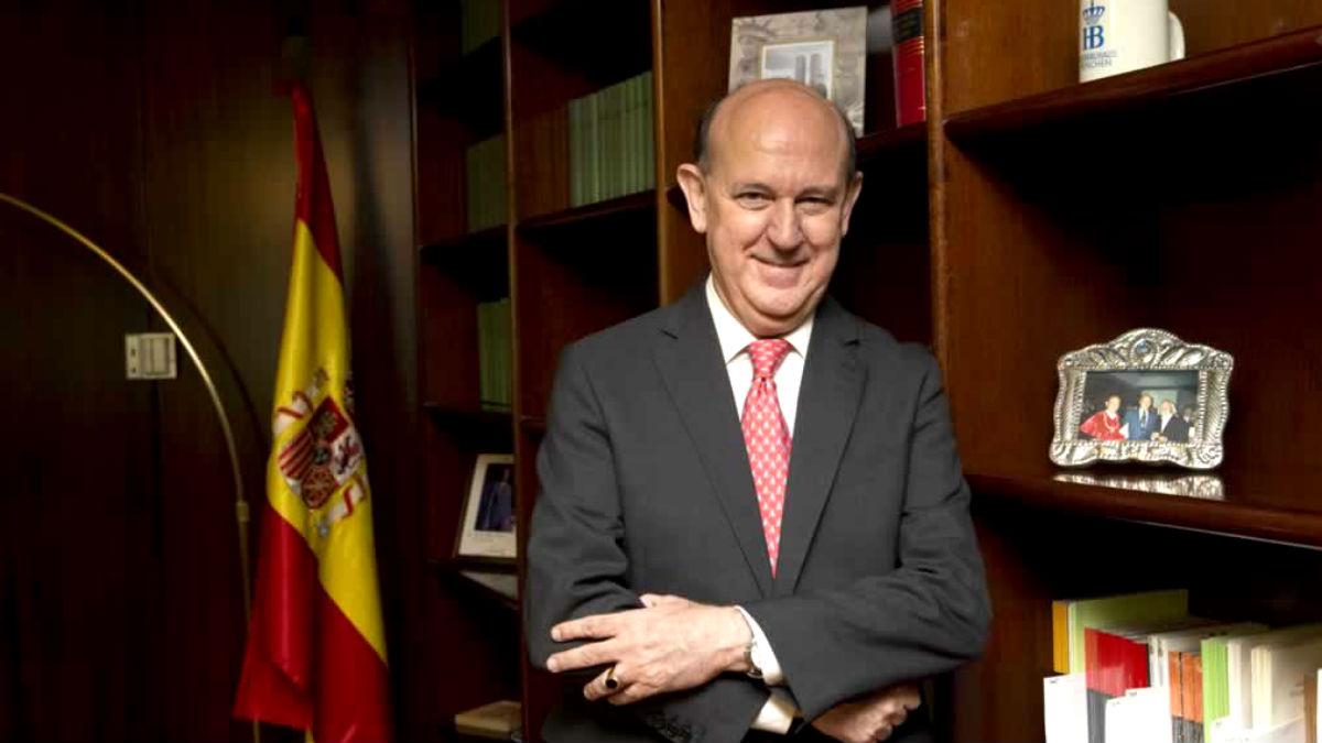 El magistrado del Tribunal Constitucional Andrés Ollero (Foto: TC).