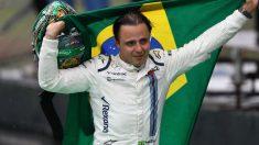 A Felipe Massa no le importaría abandonar su recién estrenado retiro para pilotar con Mercedes. (Getty)