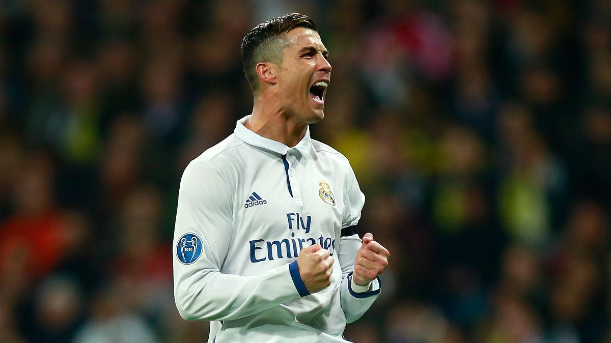 Cristiano Ronaldo. (Foto: Getty)