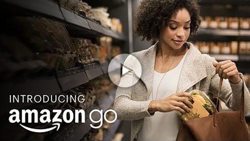 Nuevo concepto de tienda: Amazon Go.