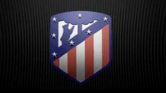 Así es el nuevo escudo del Atlético.