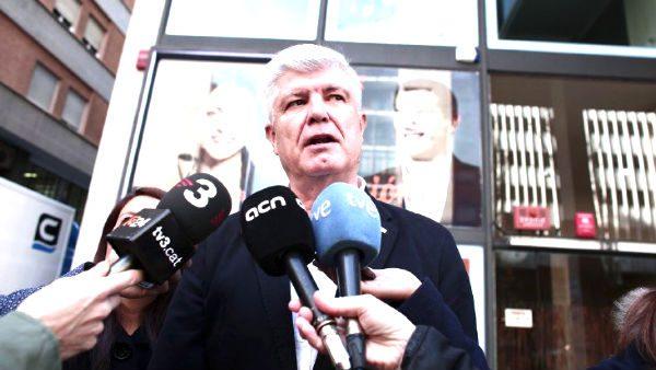 El secretario general de Ciudadanos, Matías Alonso.