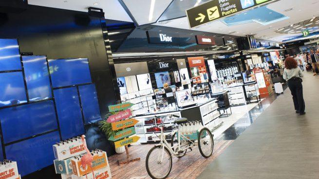 Dufry, Áreas y SSP ganarán 1.125 millones gracias a la enmienda sobre el alquiler de los locales de Aena