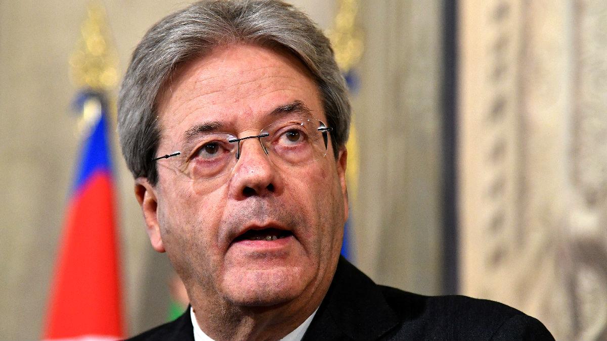 El comisario Paolo Gentiloni (Foto: AFP).