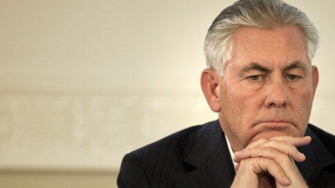 Rex Tillerson, CEO de ExxonMobil y elegido por Trump para la Secretaría de Estado. (Getty)
