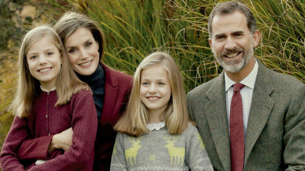 La Familia Real española. Foto: CASA REAL