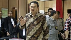 Basuki Thahaja Purnama, apodado Ahok, gobernador de Yakarta acusado de blasfemia. Foto: AFP