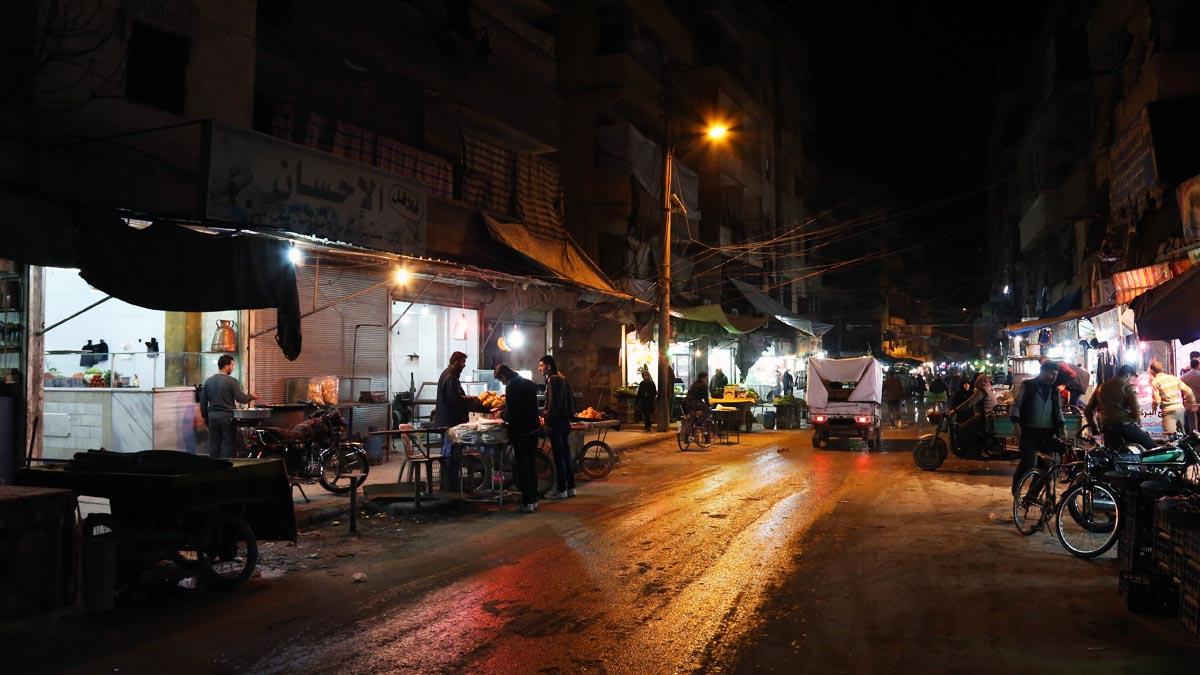 Alepo a pocas horas de ser controlada por el régimen (Foto: AFP)