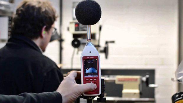 cómo se mide sonido