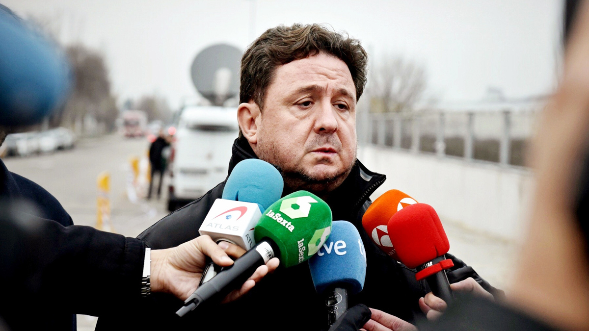 José Luis Peñas. (Foto: EFE)