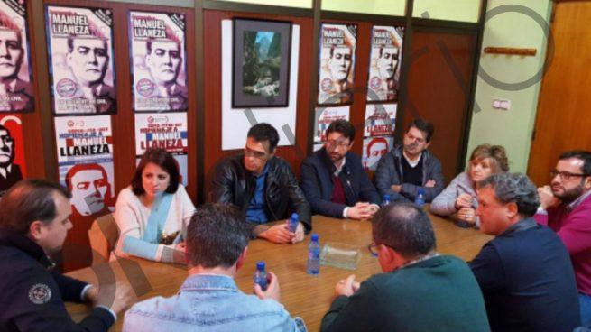 Pedro Sánchez se pone en marcha para «escuchar a quienes no fueron escuchados: los militantes»