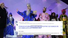 Esta fue la imagen de los reyes magos en la cabalgata de Madrid (Foto: EFE)