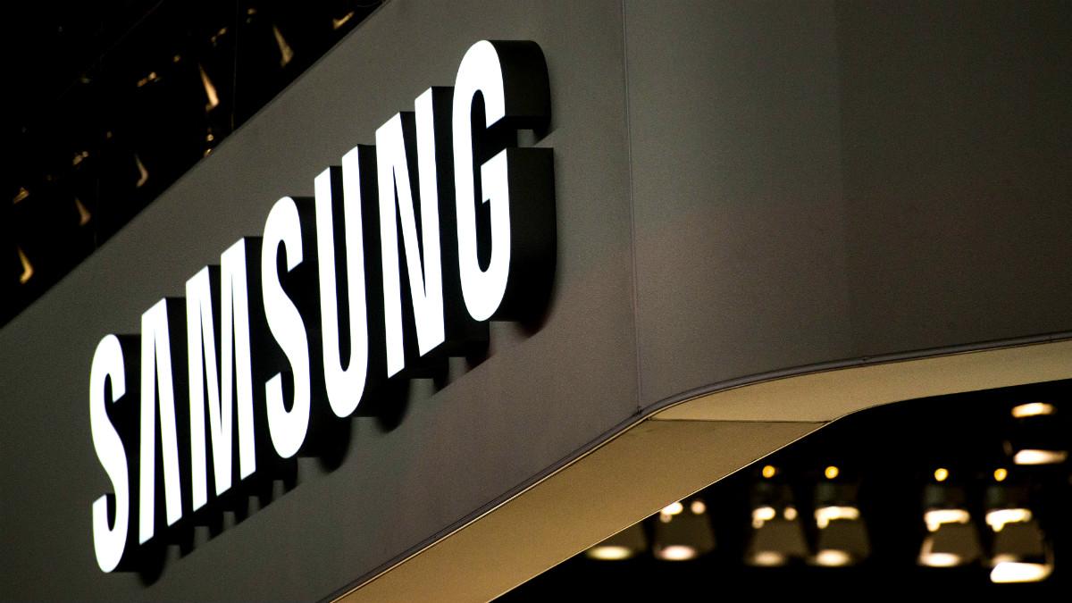 Logotipo de Samsung (Foto: GETTY).