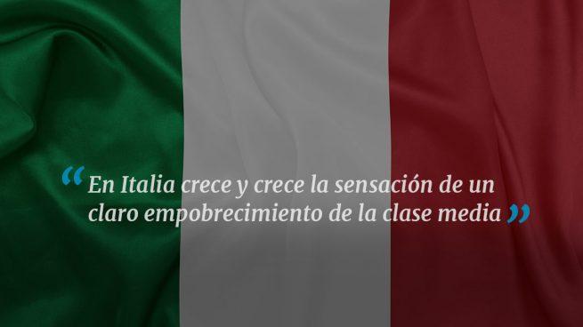 Italia: más de lo mismo y peor que nunca