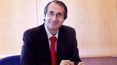 El rector de la URJC Fernando Suárez.