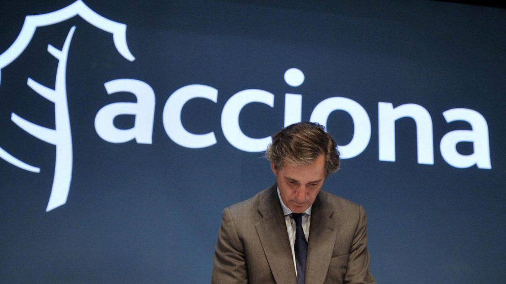 José Manuel Entrecanales, presidente de Acciona. (Foto: EFE)