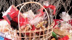 Cesta de Navidad (Foto: GETTY).