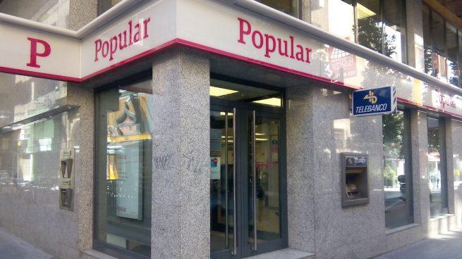 La Justicia europea admite a trámite un recurso contra la intervención del Banco Popular