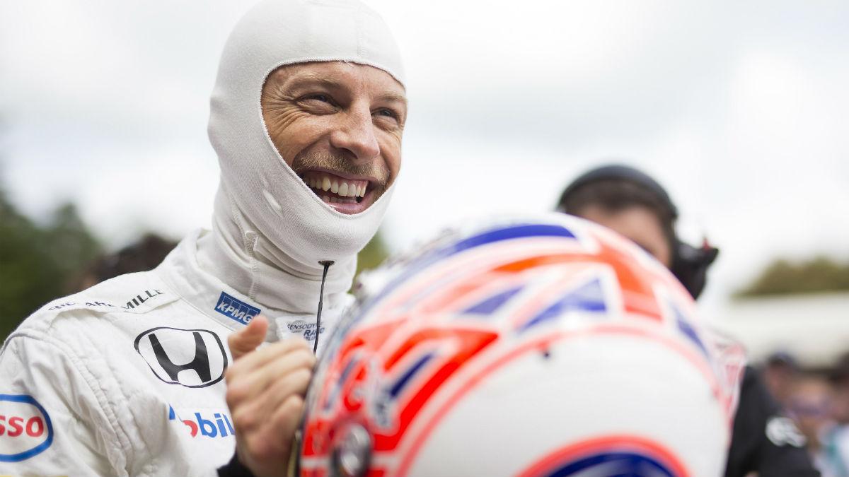 La retirada de Nico Rosberg podría acabar provocando la vuelta de Jenson Button. (Getty)