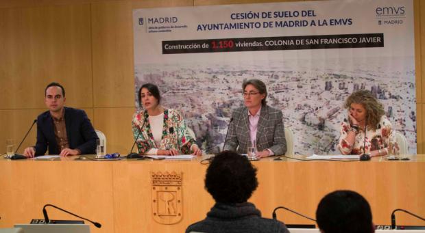 Rita Maestre no ve problema en dar sin concurso público 1,5 millones a la ONG de un edil de Carmena